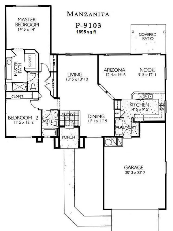 Sun City Grand Floor Plans Sun City West Arizona Real